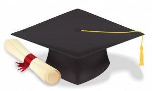 Graduación estudiantes Terceros Años de Bachillerato