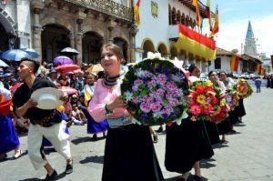 Feriado Independencia de Cuenca