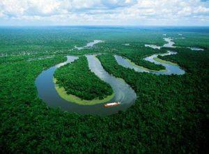 """Momento Cívico """"Descubrimiento del Río Amazonas"""""""